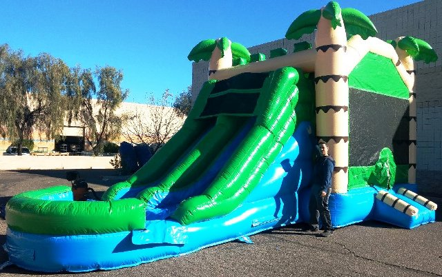 Inflatable Waterslides, Water Slides, Inflatable Slides, Bouncy