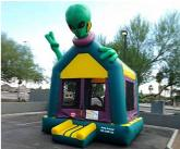 Alien Bouncer Rental AZ