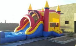 Water Slide Combo Rental