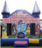 Princess Castle Bounce House Rental, AZ