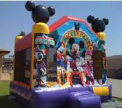 Mickey Mouse Bounce house rental, AZ