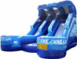 Double Splash Slide Rentals AZ