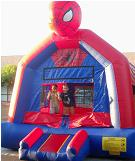 Spiderman bounce house rental Arizona