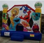 Sesame Street Bounce for rent
