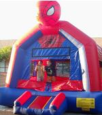 Spideman Bounce House for rent