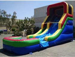 Splash Down Water Slide Rental