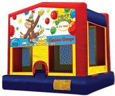 Curious George Bouncer Rental AZ