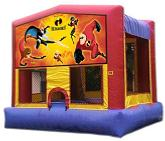 Incredibles Jumpy Castle Rental AZ