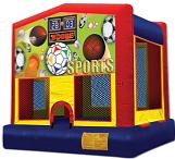 Sports Bounce House Rental AZ