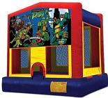 Ninja Turtle Bounce Castle Rental AZ